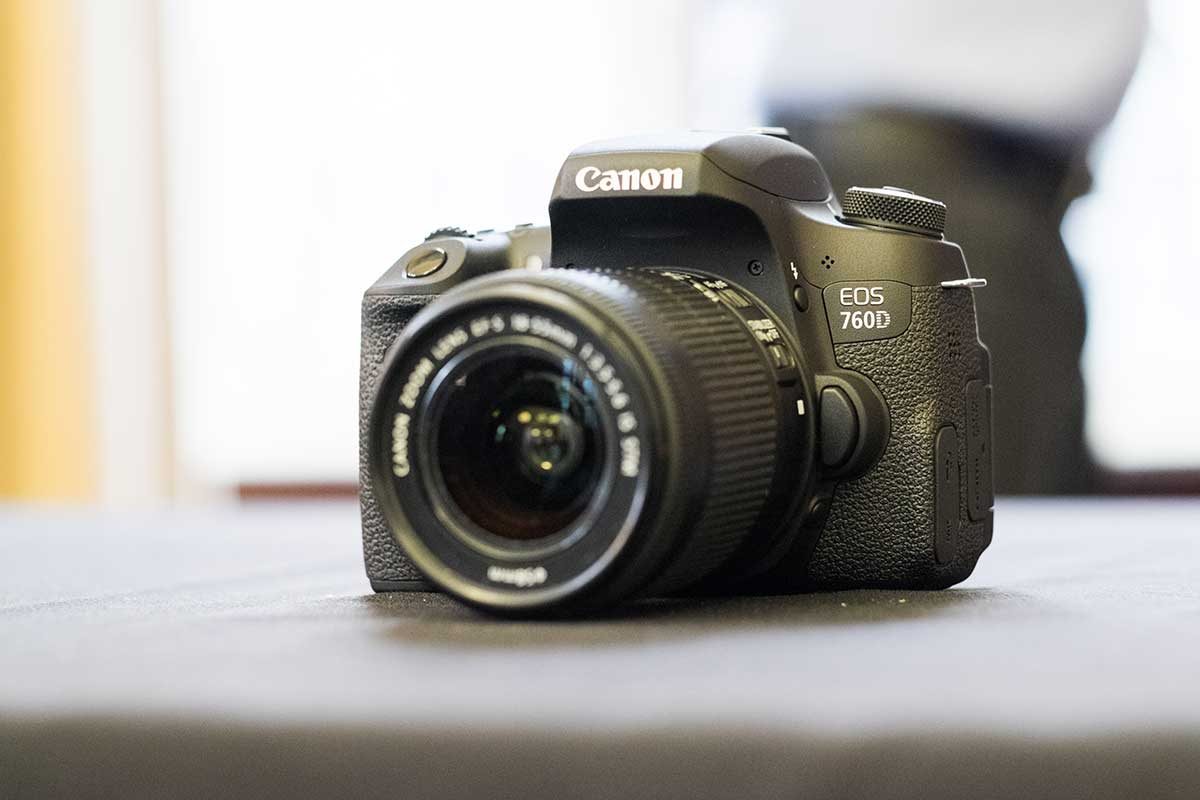 Canon EOS 760D Review – Hands-on First Look