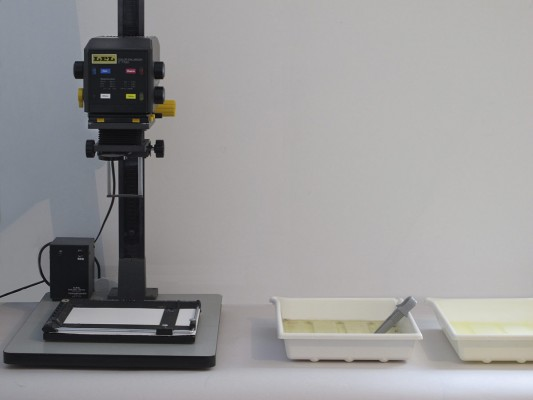 enlarger for darkroom printing