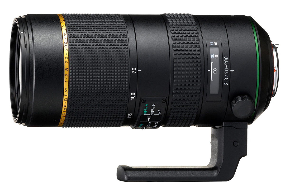 Ricoh announces Pentax 70-200mm and 150-450mm lenses
