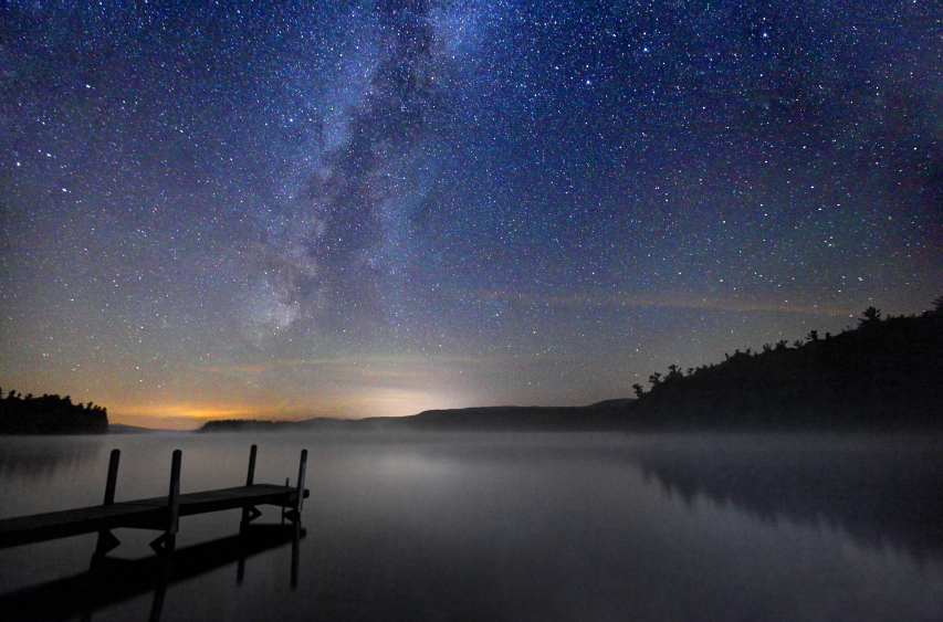 Calendar of astronomy events for photographers