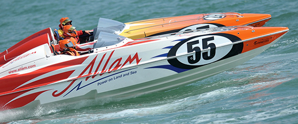 Take great powerboat racing photos – our guide to upcoming powerboating events