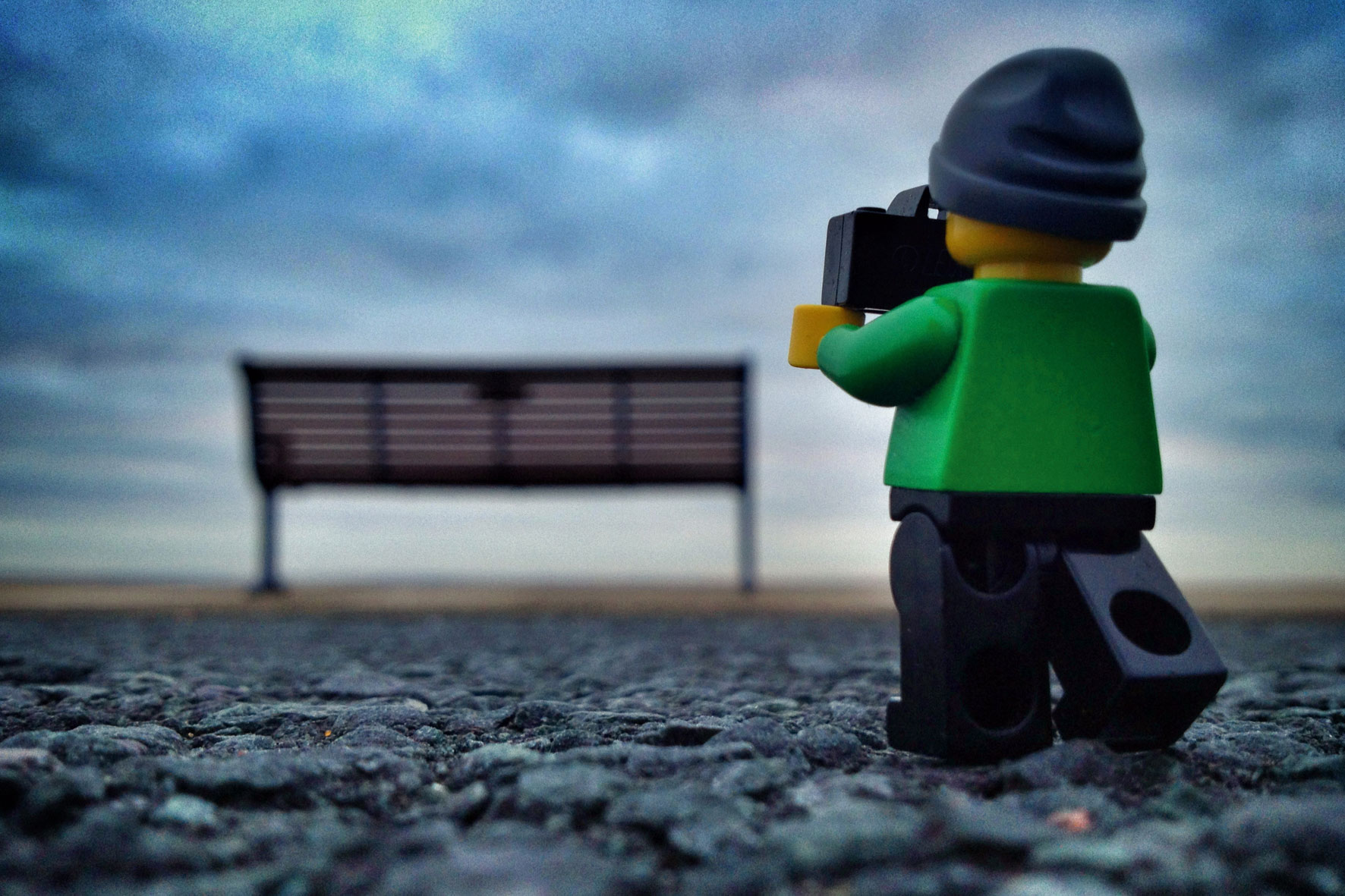 Legography – A View of the City