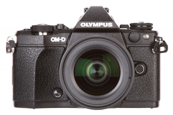 The OM-D E-M5 Mark II is a small camera, but handles well
