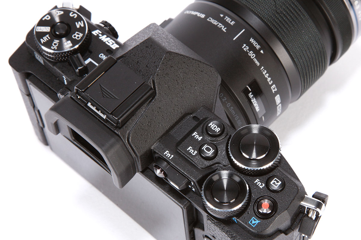 Olympus launches 'no strings attached' three-day test-drive programme