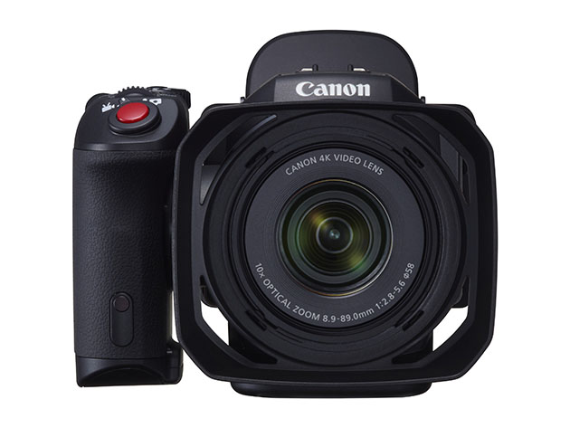 Canon pitches XC10 as 4K-enabled 'video and stills' camcorder