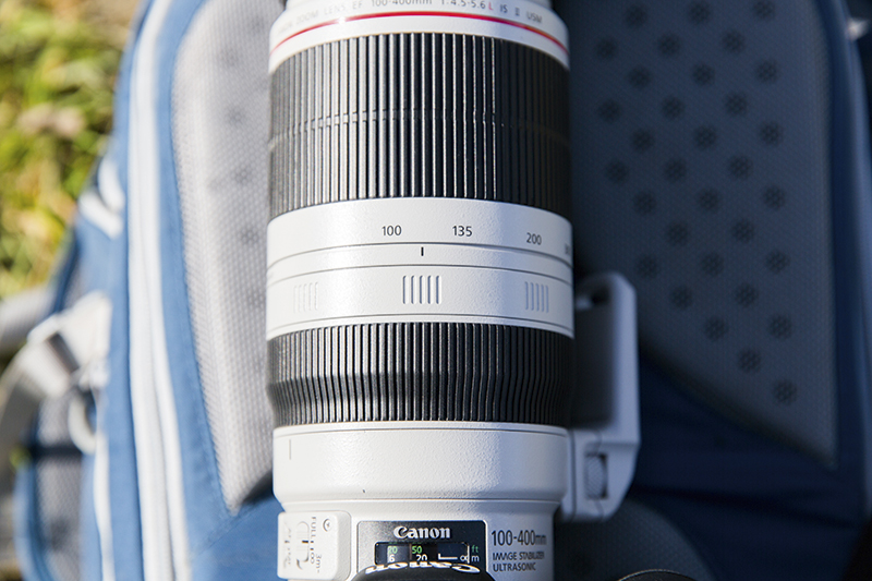 Canon 100-400mm product shot 1