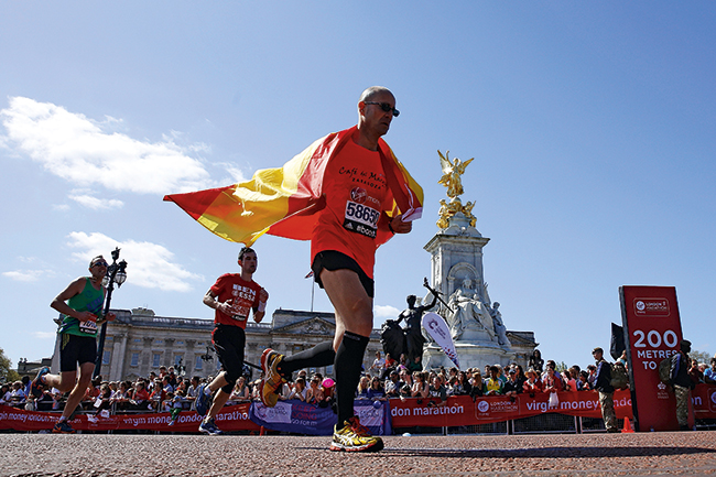 London Marathon: our guide to spectating and taking great shots