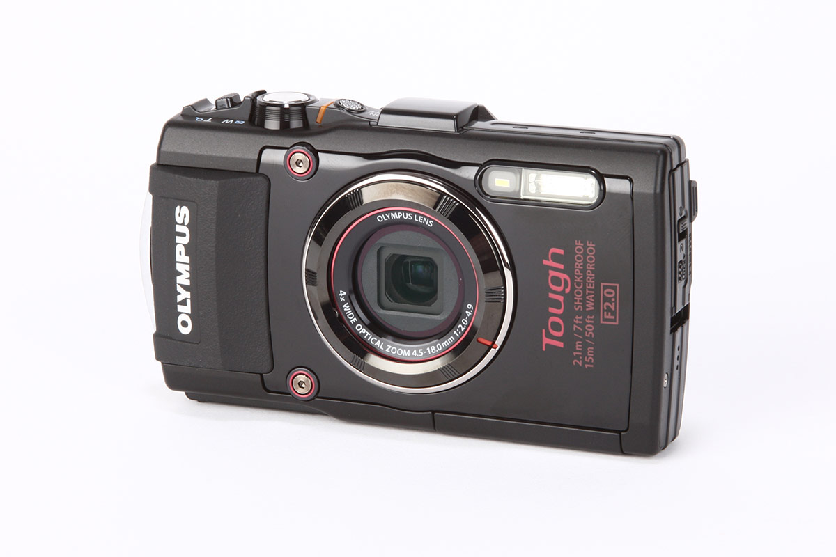 Olympus Tough TG-4 Review: First Impressions