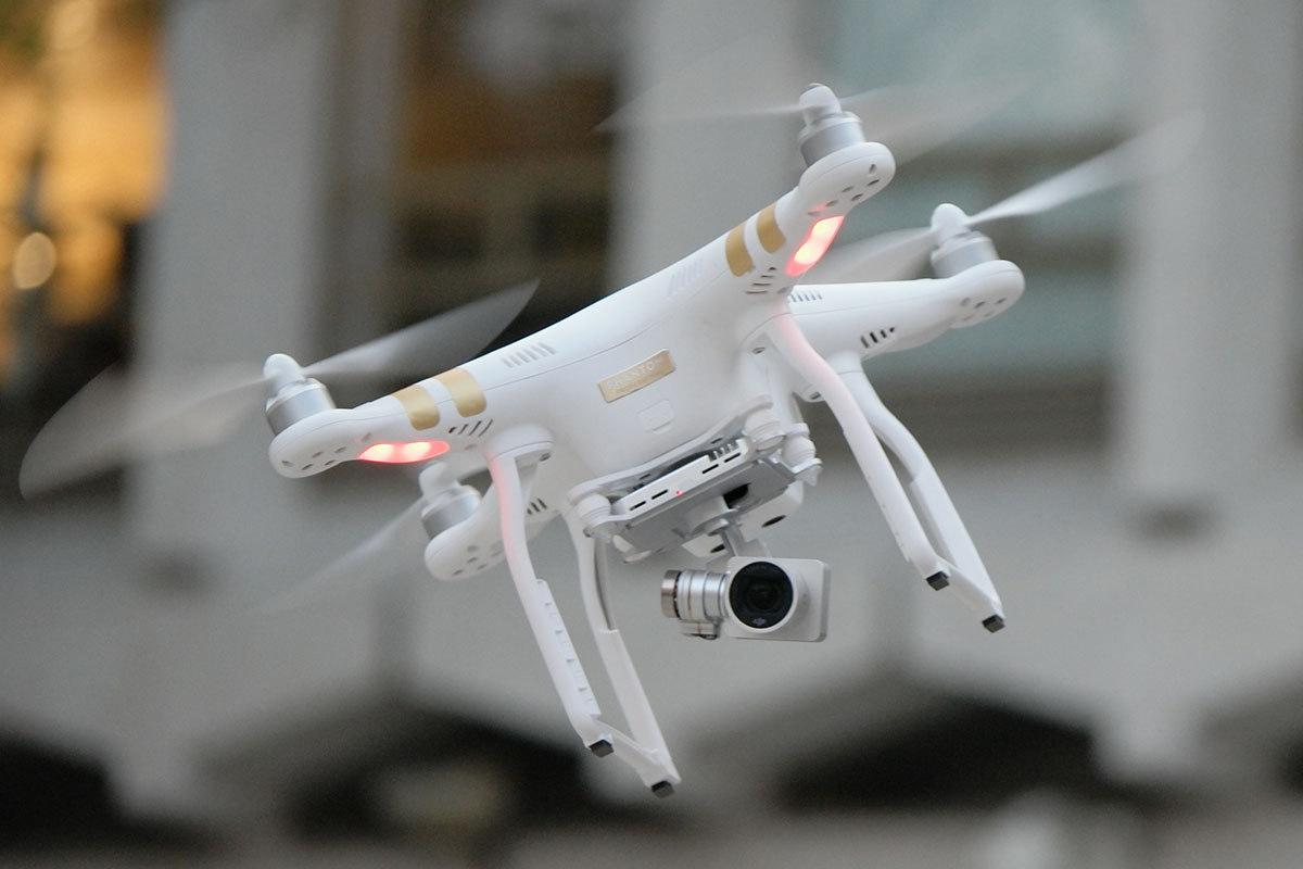Viewpoint: Could the DJI Phantom 3 be the camera you didn't realise you needed?
