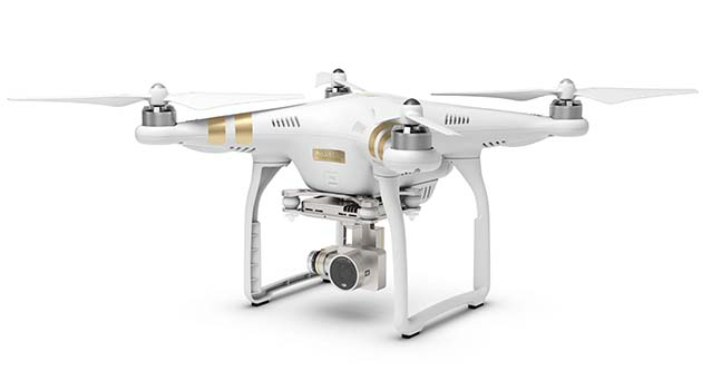 INTERVIEW: DJI shows off fantastic capabilities of Phantom 3  drone camera