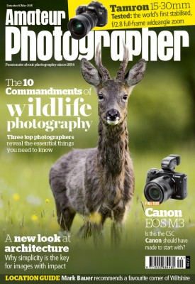 Amateur Photographer 16 May 2015