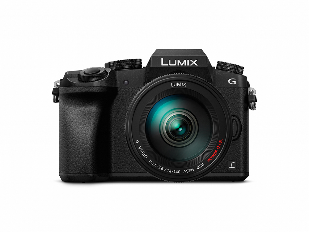 New: Panasonic G7, with 4K video, for £599