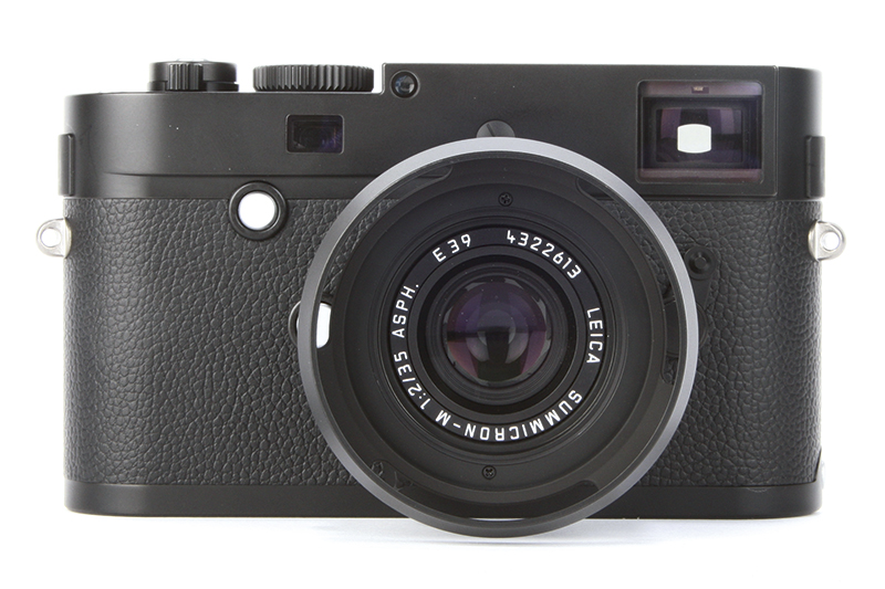 Leica M Monochrom Typ 246 product shot 3