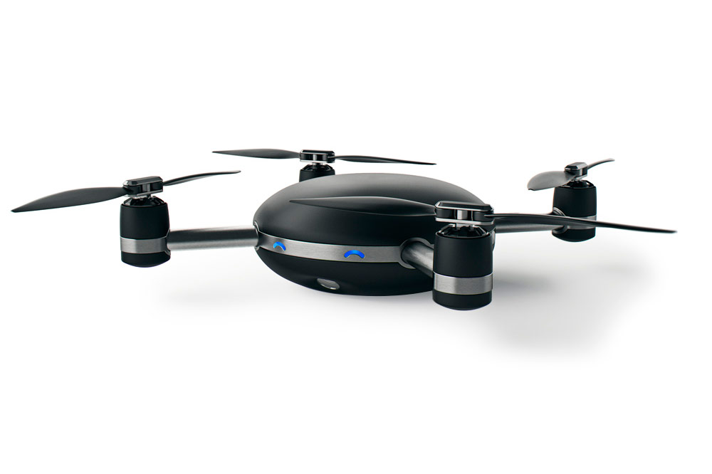 Lily: the self-piloting camera drone that tracks your movements