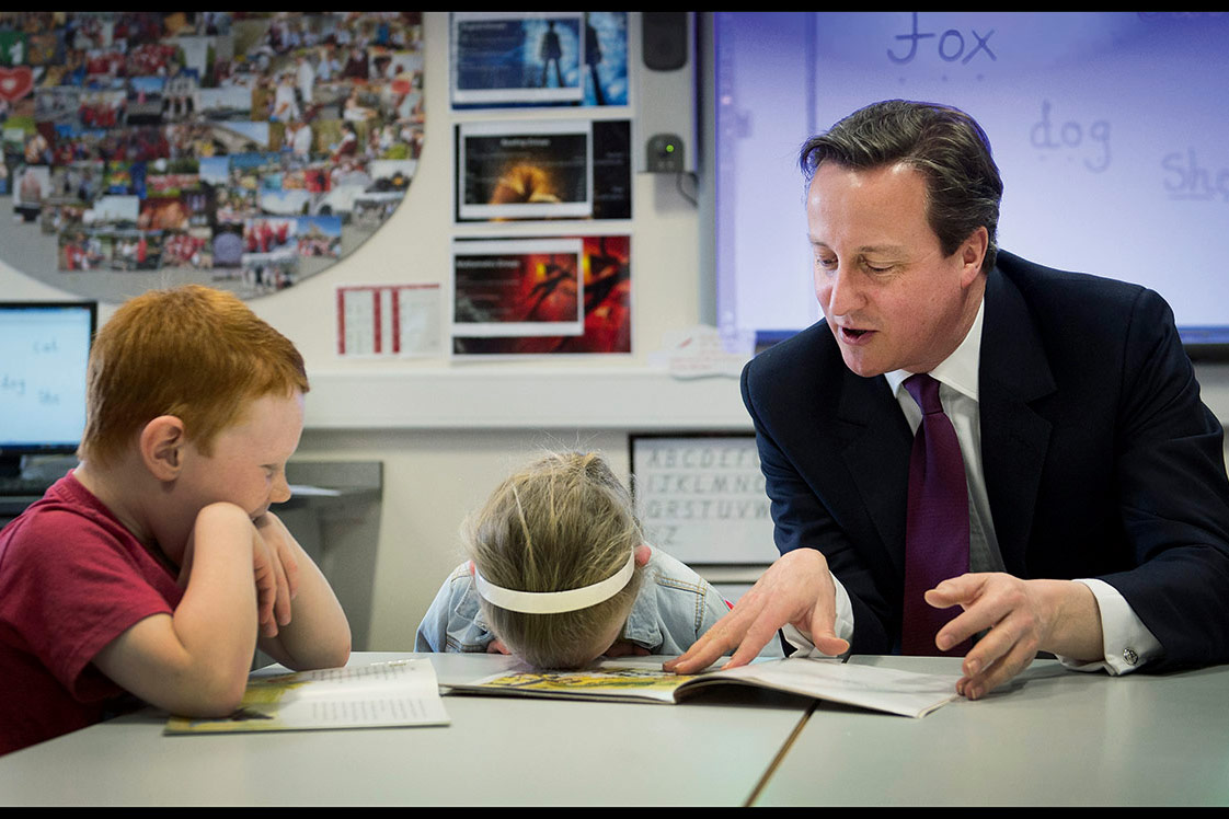 General Election 2015: What it's like to be a political photographer