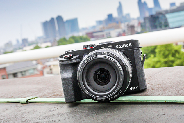 Canon PowerShot G3 X Review: First Look