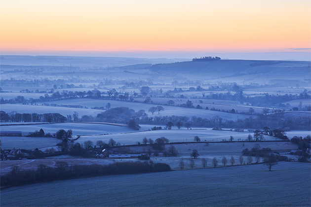 Top tips for photographing Martinsell Hill in Wiltshire | Photo Location Guide