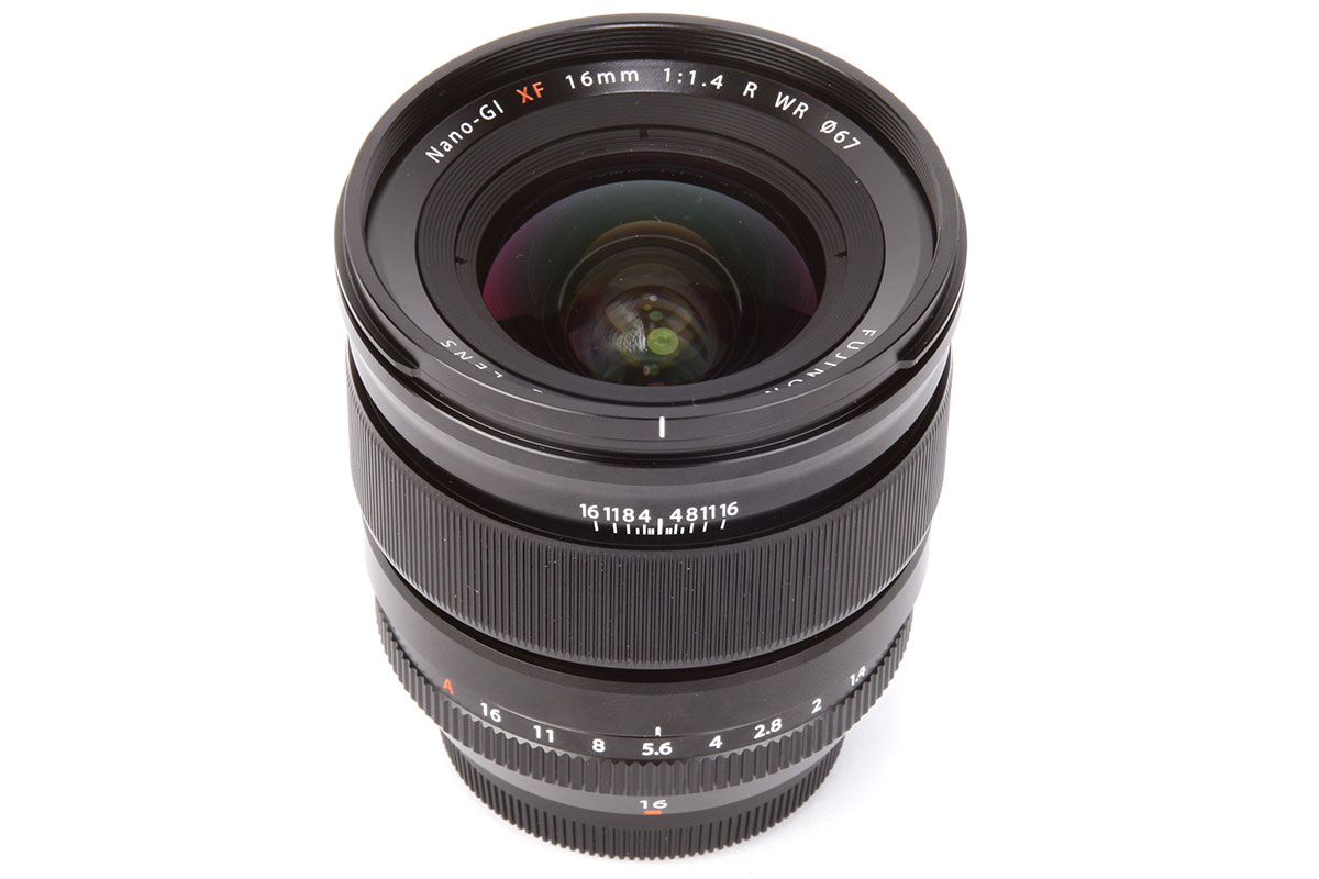XF16mm f/1.4 67mm thread