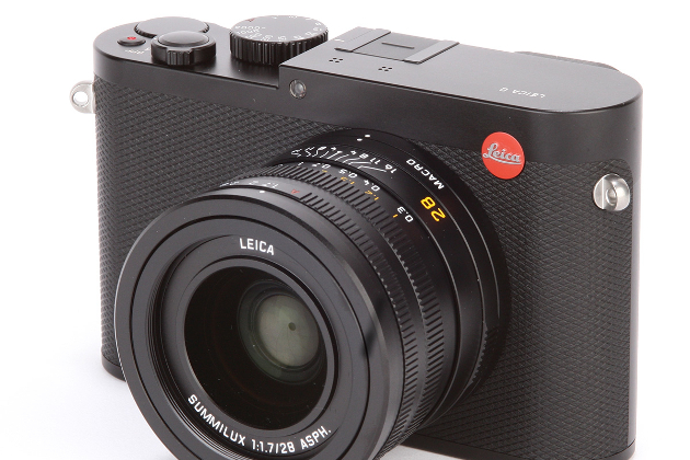camera with an EVF