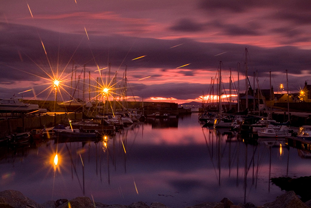 Mark Fraser - Lossiemouth Harbour - 2 - (FB).web