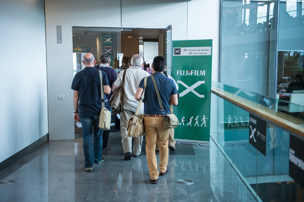 Fujifilm experience day with Amateur Photographer readers