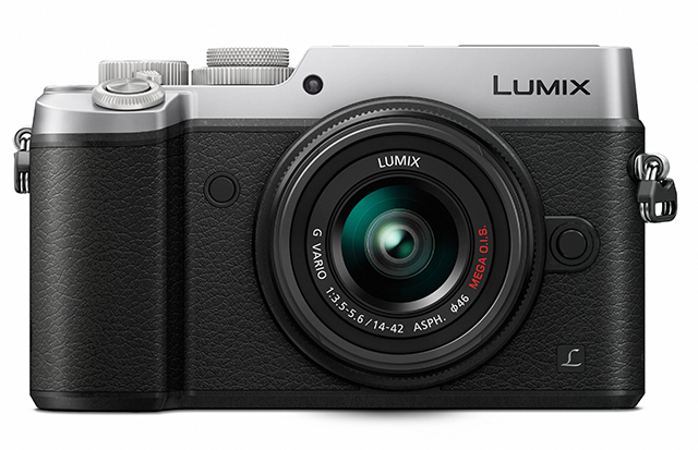 Panasonic reveals Lumix DMC-GX8 with tiltable EVF and 4K video
