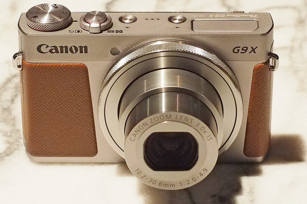 Canon PowerShot G9 X – Hands-on First Look