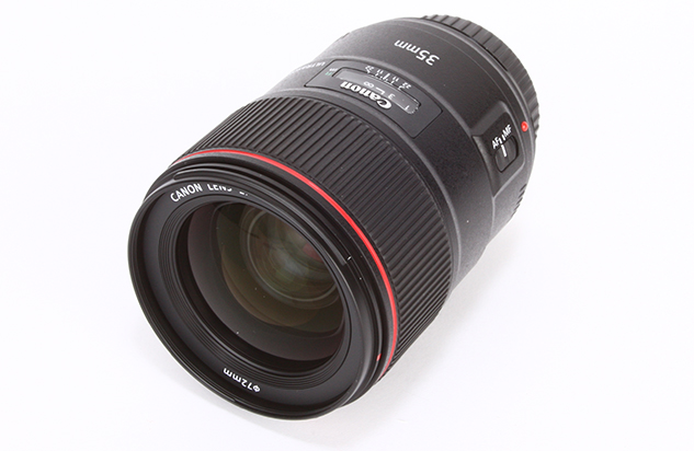 Canon EF 35mm f/1.4L II USM Review