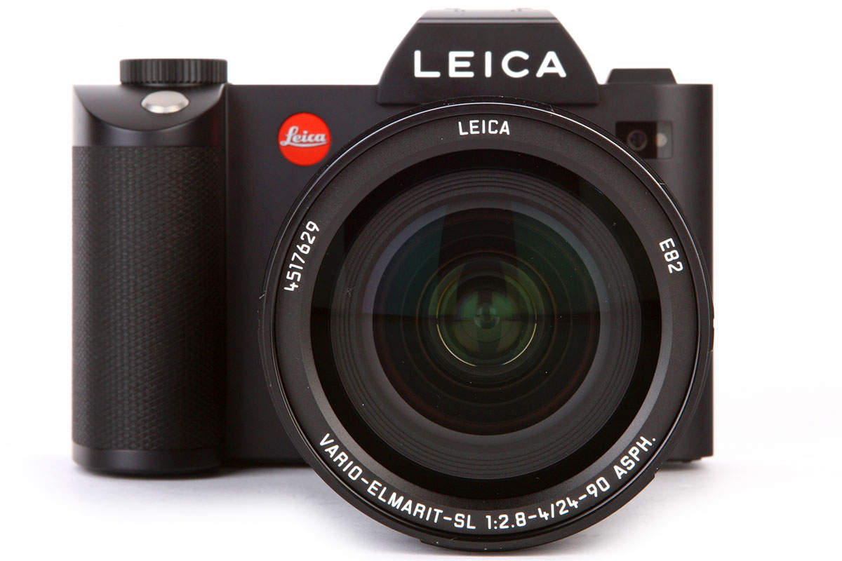 Leica SL (Typ 601) Hands-on First Look