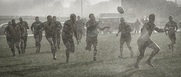 Photo Appraisal: Rugby in the rain