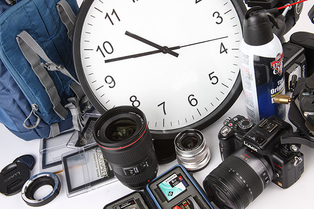photography time