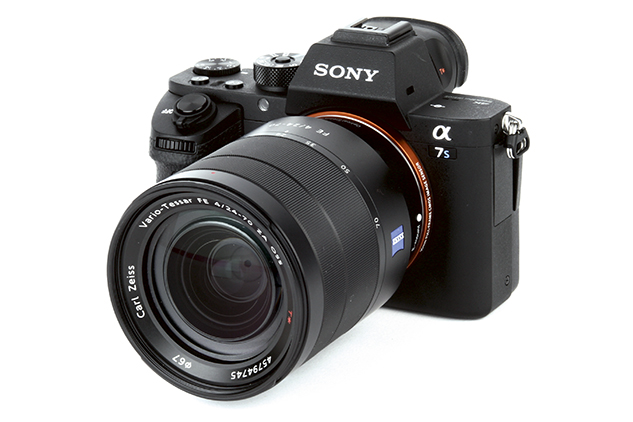 Sony Alpha 7S II Review