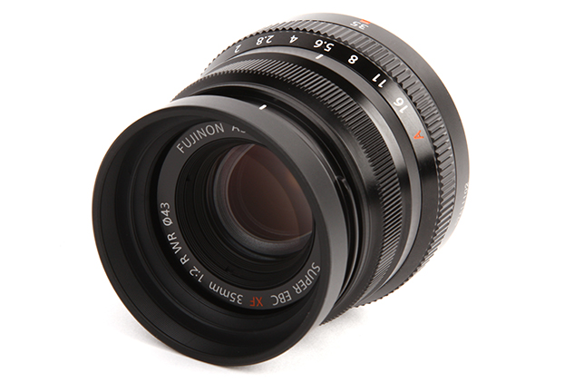 Having extensively tested this lens, I can say with confidence that it's up there as one of my favorite X-series lenses. Yes, it's a stop slower than the XF 35mm f/1.4 R, but its petite size is perfectly matched to X-series cameras such as the X-T10 and X-T1. The fact it's less bulky makes the camera feel just that little bit more comfortable to carry around, and the tactile feel of the aperture and manual focus rings makes it pleasing to operate. Centre sharpness and bokeh is magnificent at f/2, and it goes about its business of focusing in an ultra-quiet and super responsive manner. Add weather-resistance to the mix and you've got an incredibly powerful lens that looks great, feels great and has the performance to match. It's a multi-purpose lens that's perfect for street, portraiture and reportage photography, and at £300 it's a fantastic entry point for X-series users looking to purchase their first prime lens. Unless you really need the extra stop that the XF 35mm f/1.4 R provides, I'd settle for this ahead of it in a heartbeat.