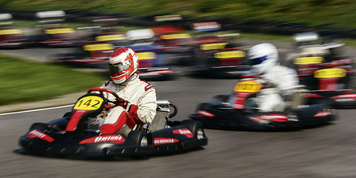 Photo Appraisal: Karting