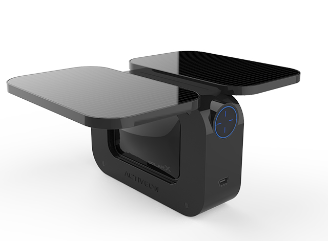 Solar-powered action camera primed for UK launch