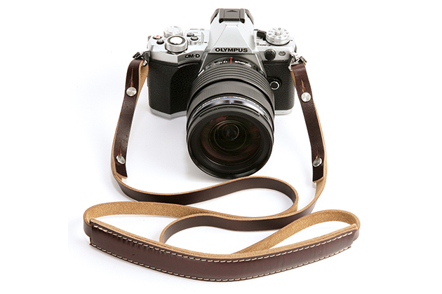 1901 Fotografi slim Steichen leather strap