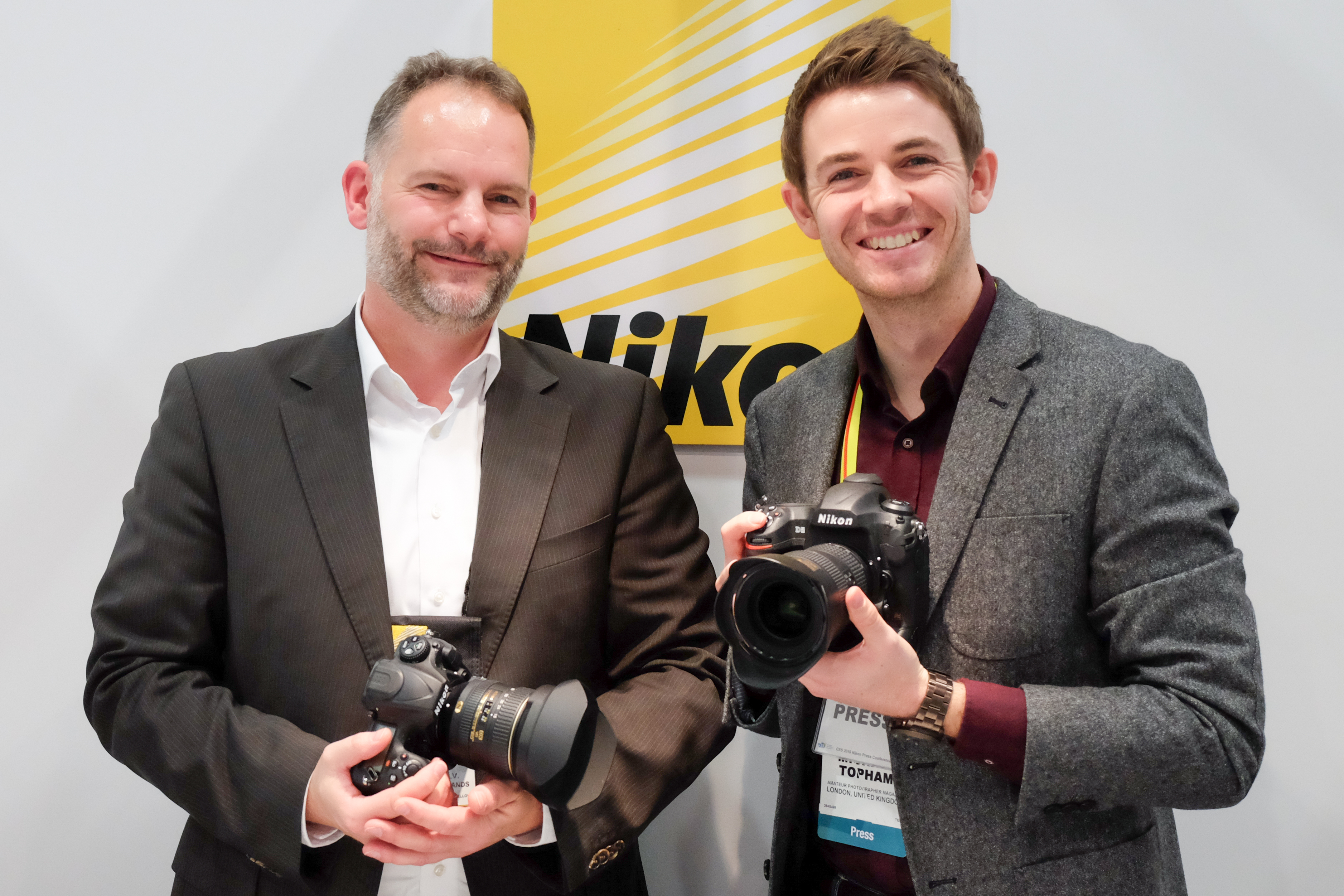 Interview: Dirk Jesper of Nikon '2015 wasn't a quiet year for us'