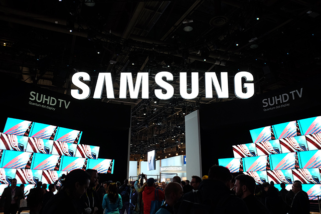 Samsung cameras notable by absence at CES