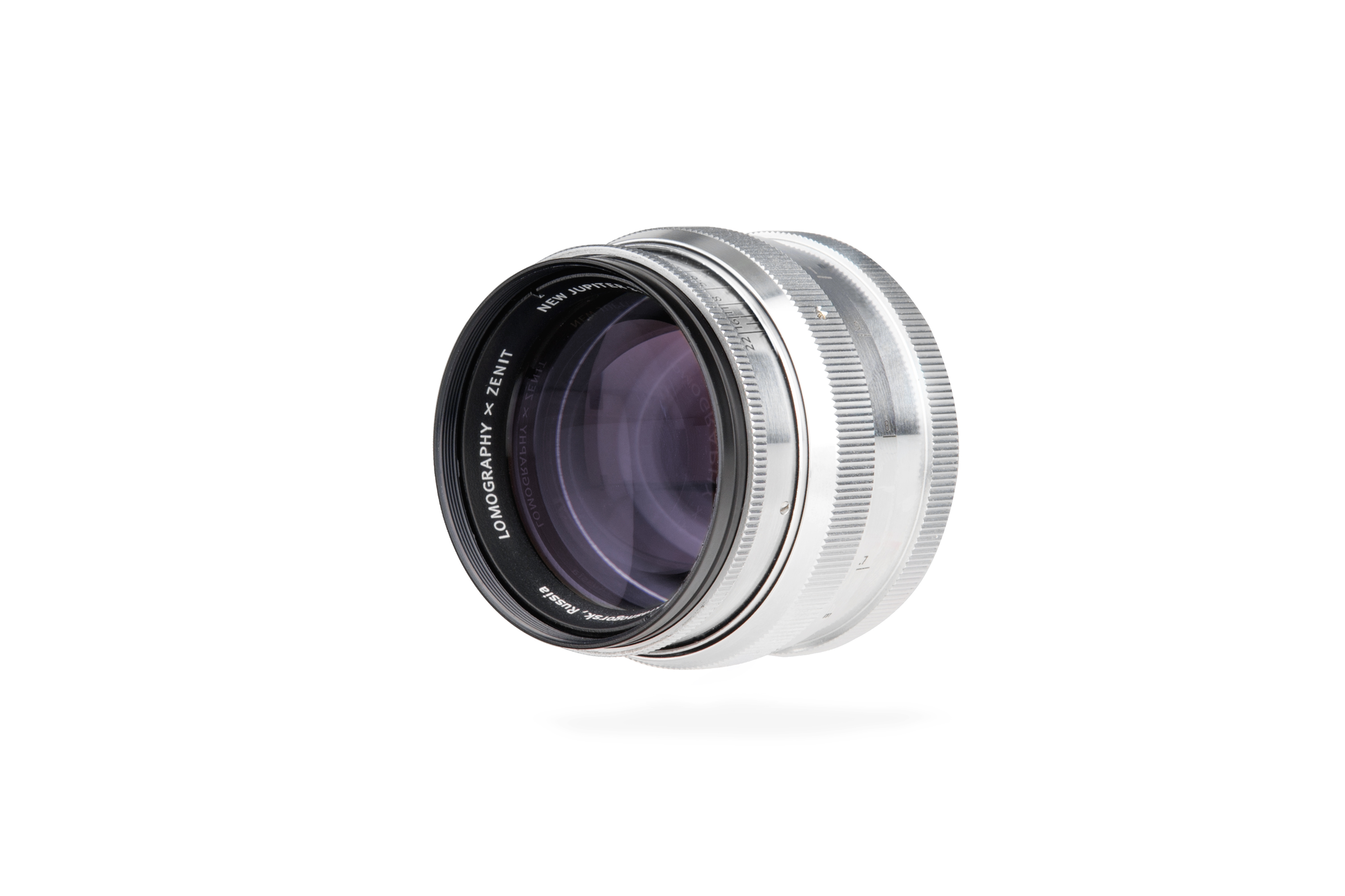 Lomo resurrects Russian-made 50mm f/1.5 Jupiter 3 lens for CSCs and Leica M-mount