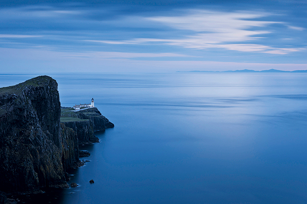 Photo location guide: Neist Point lighthouse