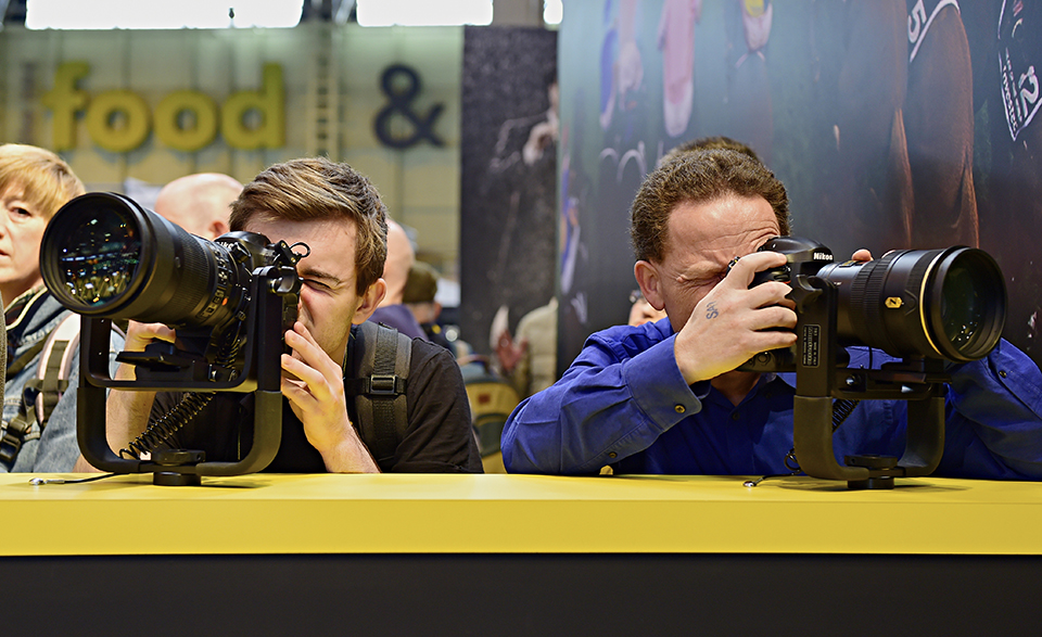 'Game of Thrones' photographer joins Nikon Photography Show line-up