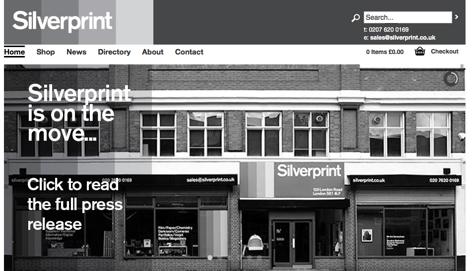 Silverprint shuts London store and moves to Dorset