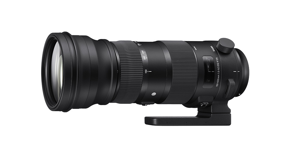 Sigma boosts AF speed of 150-600mm f/5-6.3 lenses by up to '50%'