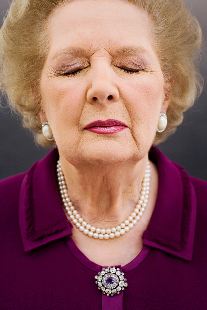 Photo insight with Harry Borden: Margaret Thatcher