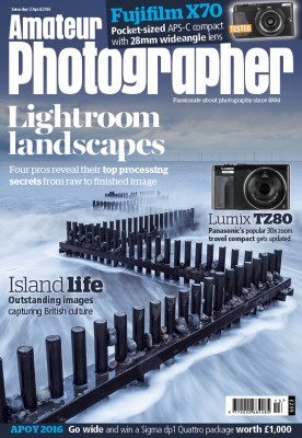 Digital version Amateur Photographer 2 April 2016
