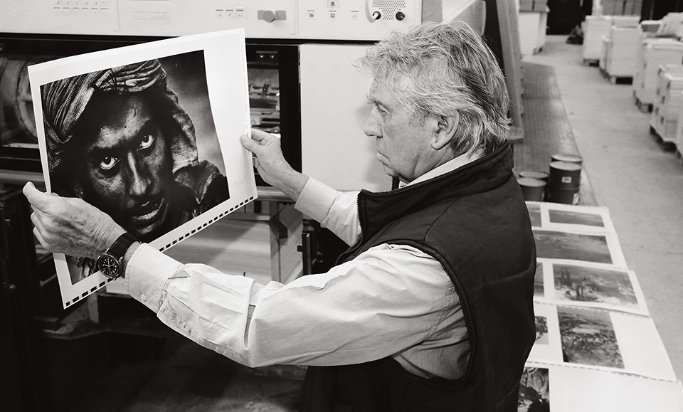 War photographer Don McCullin set to launch limited-edition £650 book