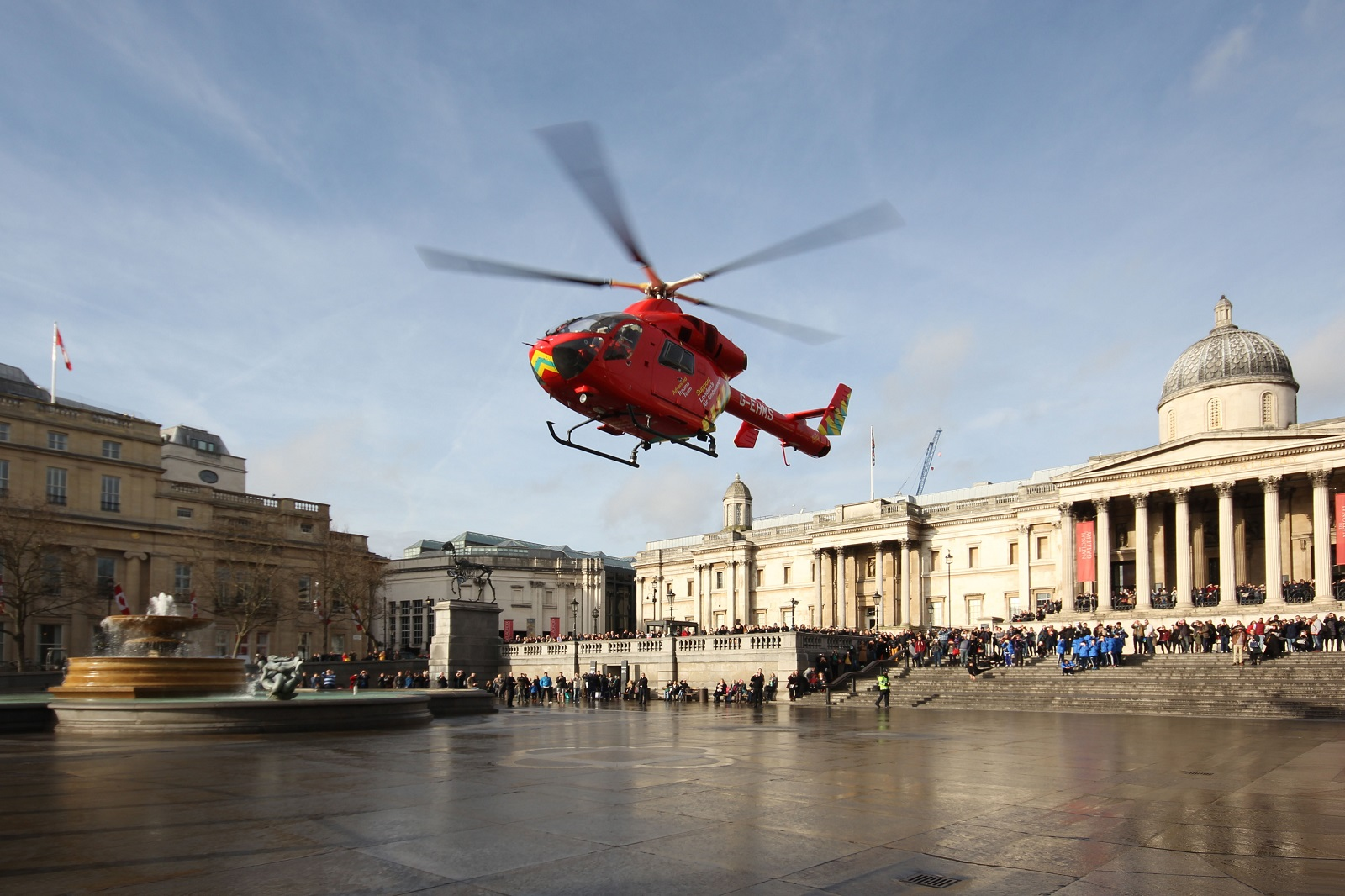 London's Air Ambulance launches photography competition