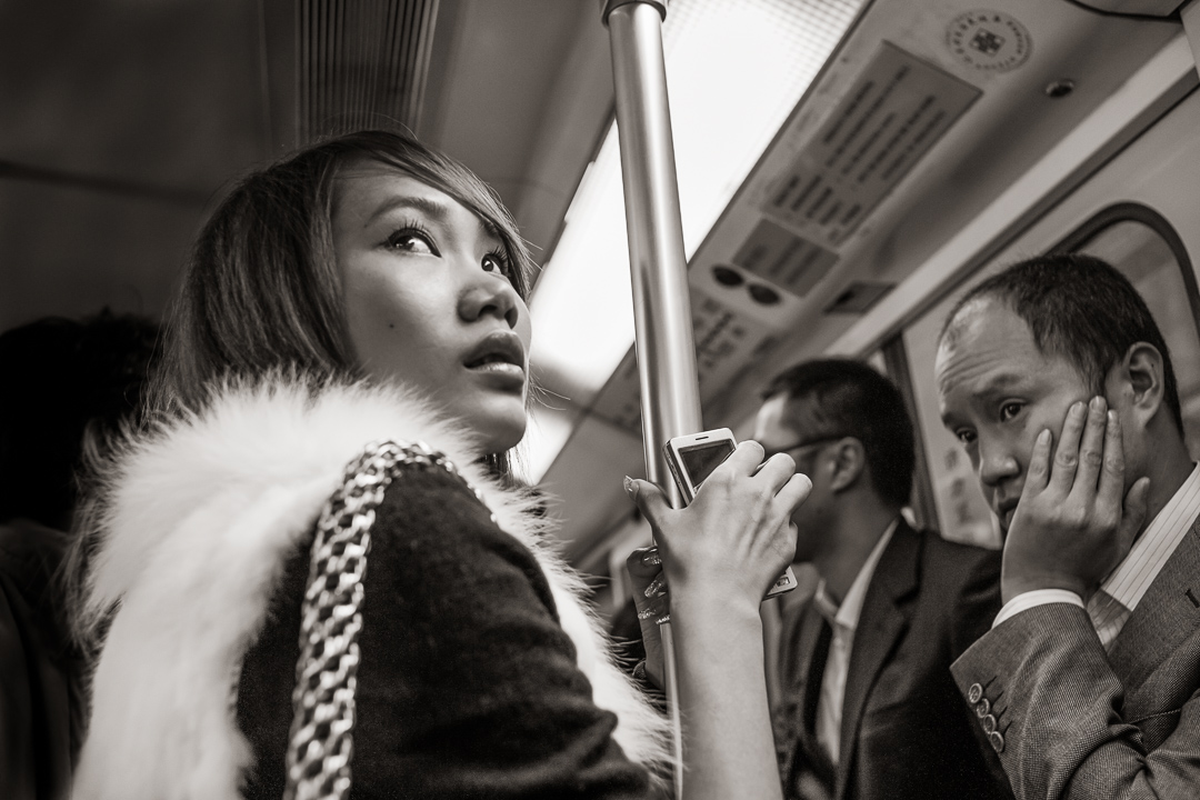 Scenes from the Urban Stage: How Stan Raucher captured the human condition on the world's metros