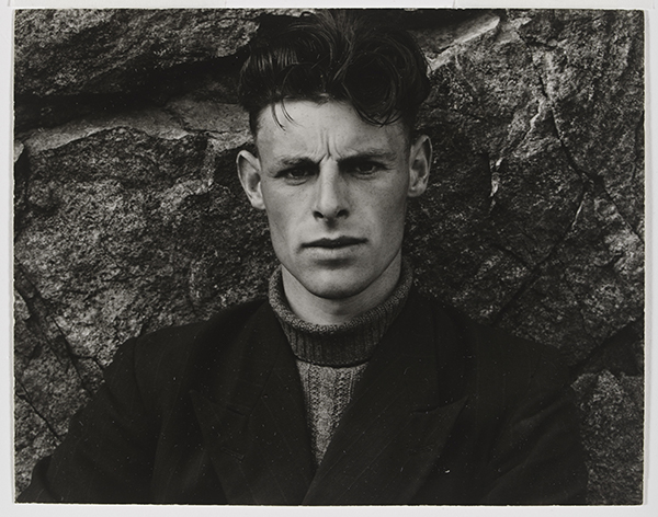 'Angus Peter MacIntyre, South Uist, Hebrides', 1954, by Paul Strand © Aperture Foundation / Victoria and Albert Museum, London