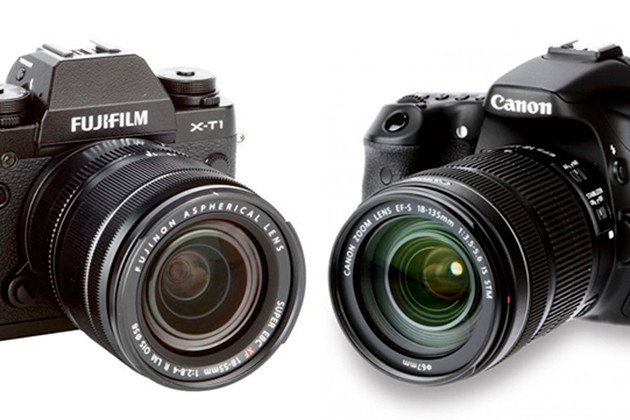 Poll – What camera would you take on a European city break?